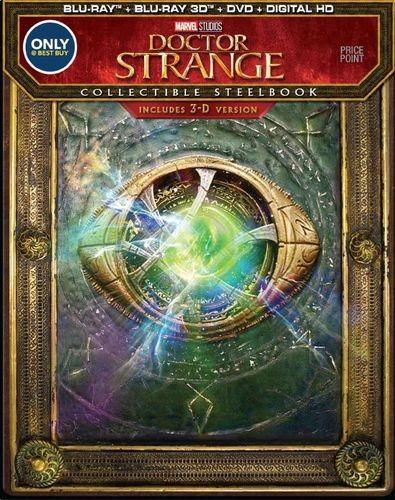 Doctor Strange 3D SteelBook