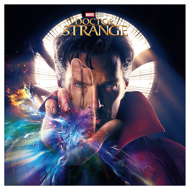 Doctor Strange Big Sleeve Blu-ray front