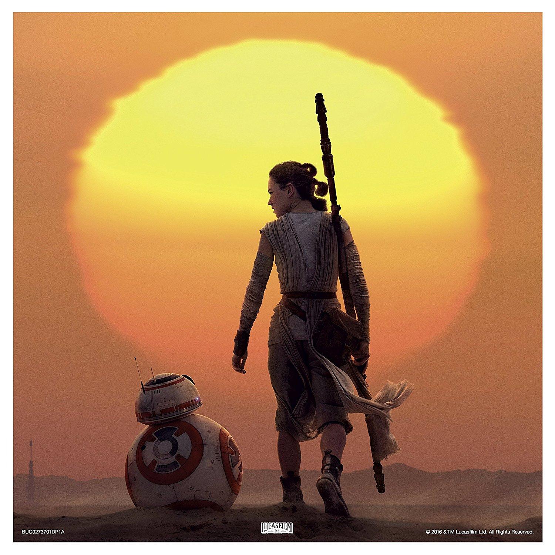 Star Wars The Force Awakens Big Sleeve Blu-ray back