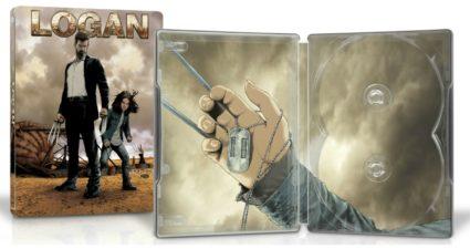 Logan SteelBook
