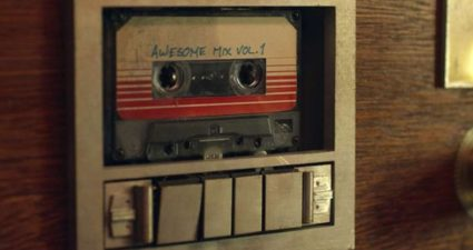 Guardians of the Galaxy mixtape