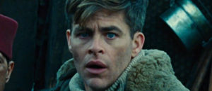 Wonder Woman Chris Pine