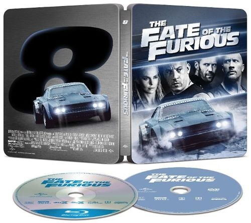 Fate of the Furious SteelBook