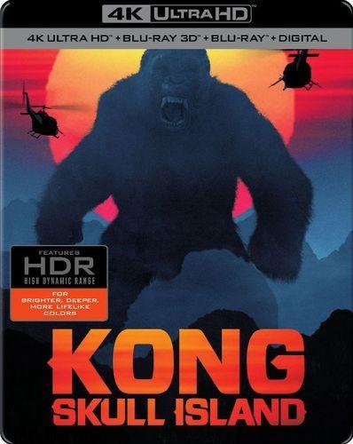 Kong: Skull Island SteelBook