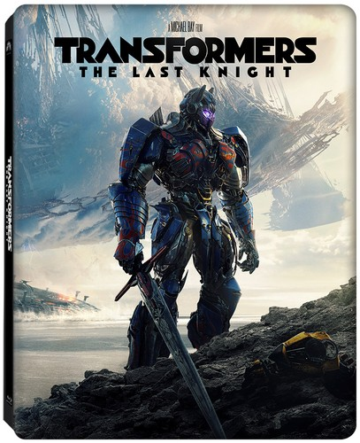 Transformers: The Last Knight SteelBook USA