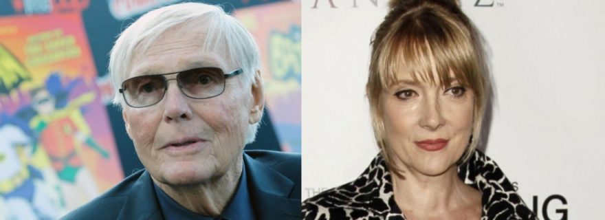 Adam West & Glenne Headly