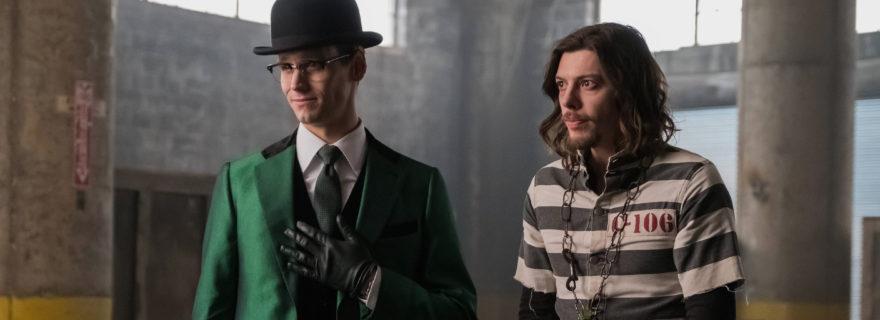 Gotham 3.21 & 3.22