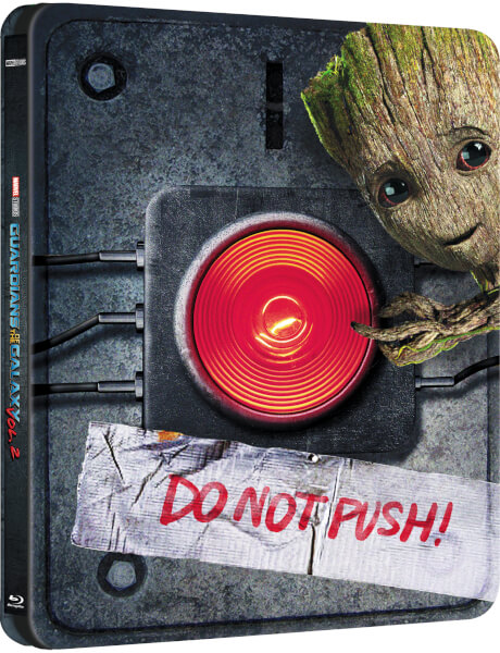 Guardians of the Galaxy Vol. 2 SteelBook front
