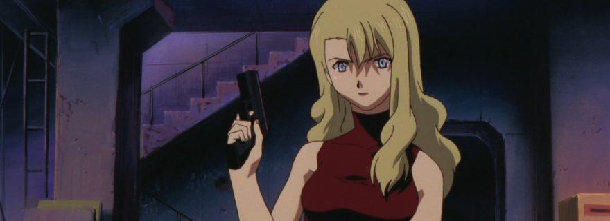 Noir Anime - Mireille