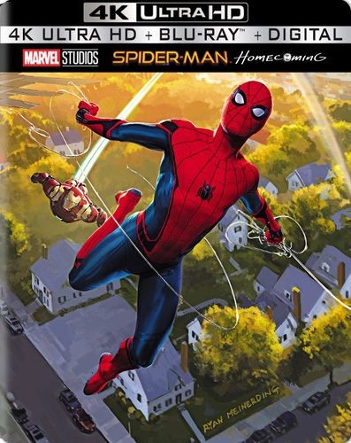 Spider-Man: Homecoming SteelBook USA