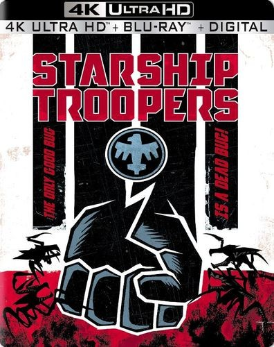 Starship Troopers SteelBook