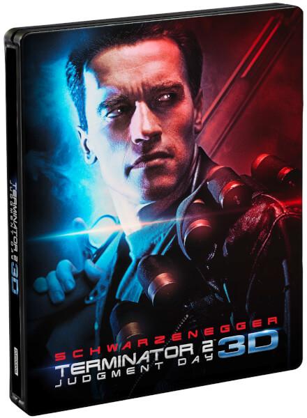 Terminator 2 3D SteelBook