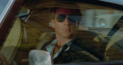 The Driver - Ryan O'Neal