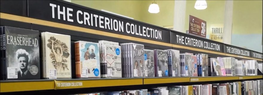 Barnes & Noble Criterion Sale