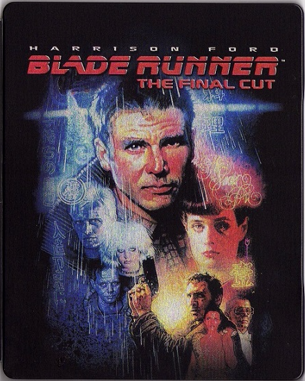 Blade Runner SteelBook 2011