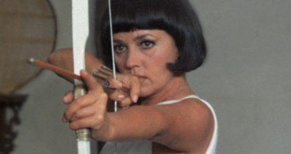 The Bride Wore Black - Jeanne Moreau