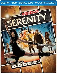 Serenity SteelBook 2013
