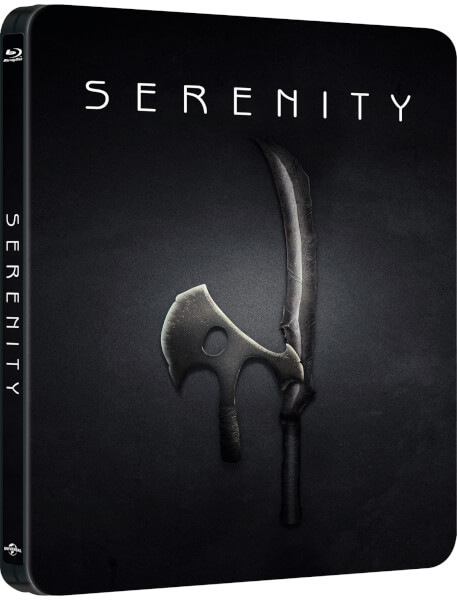Serenity SteelBook 2017