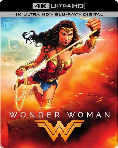 Wonder Woman USA SteelBook