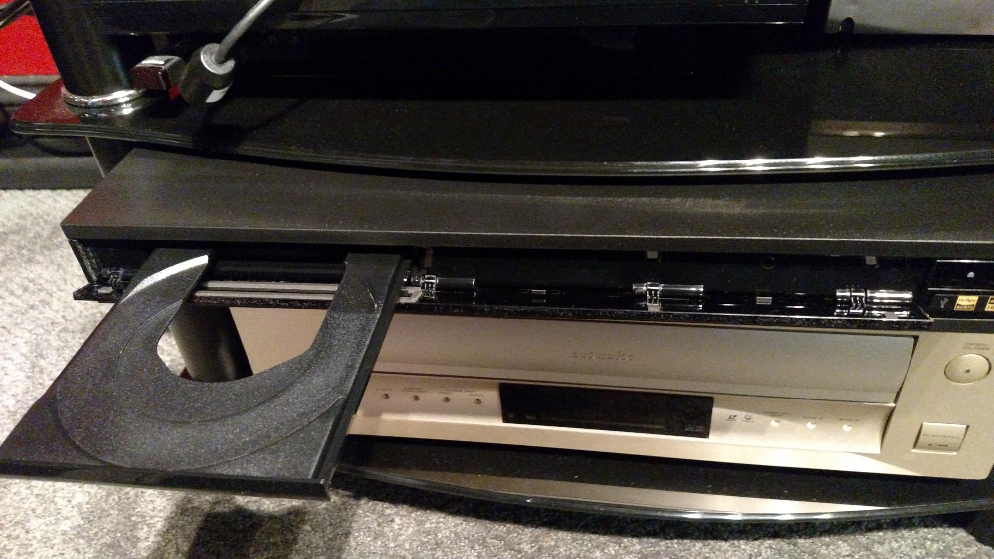 Sony UPB-X800 Disc Tray