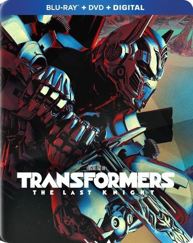 Transformers: The Last Knight SteelBook