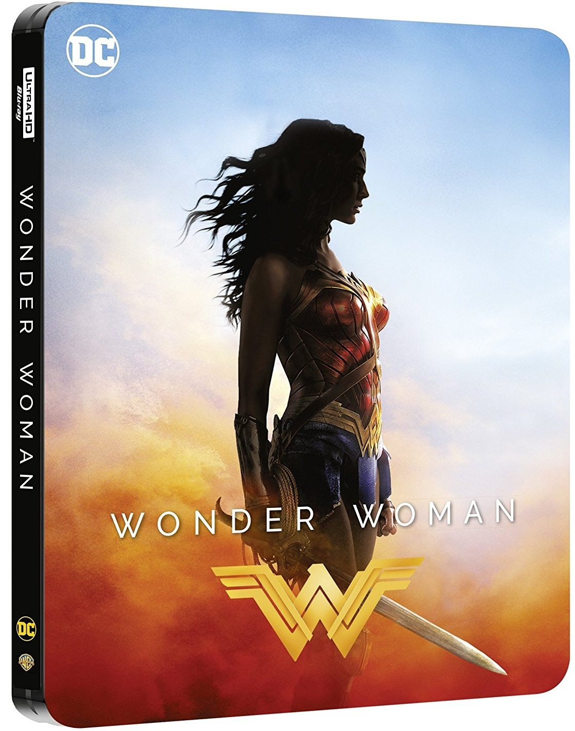 Wonder Woman German SteelBook
