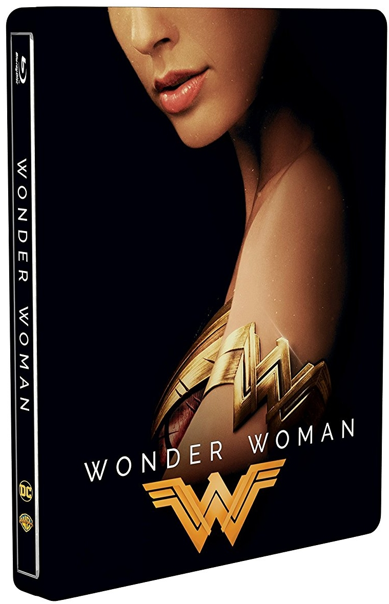 Wonder Woman Italian SteelBook