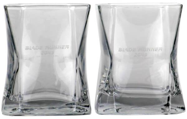 Blade Runner 2049 Gift Set Whiskey Glasses