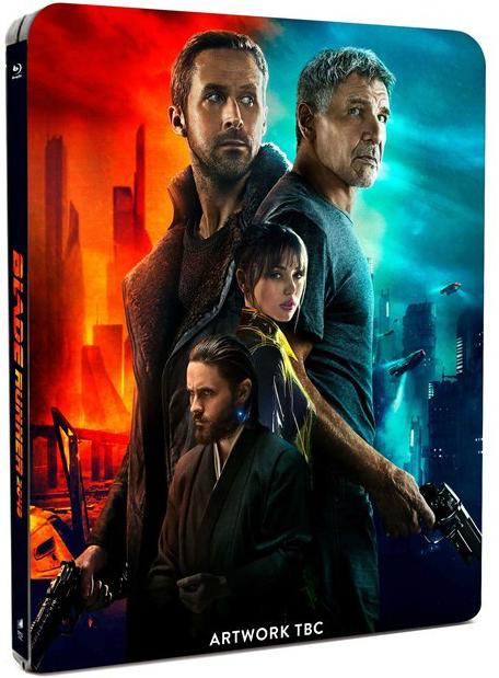 Blade Runner 2049 Mondo SteelBook