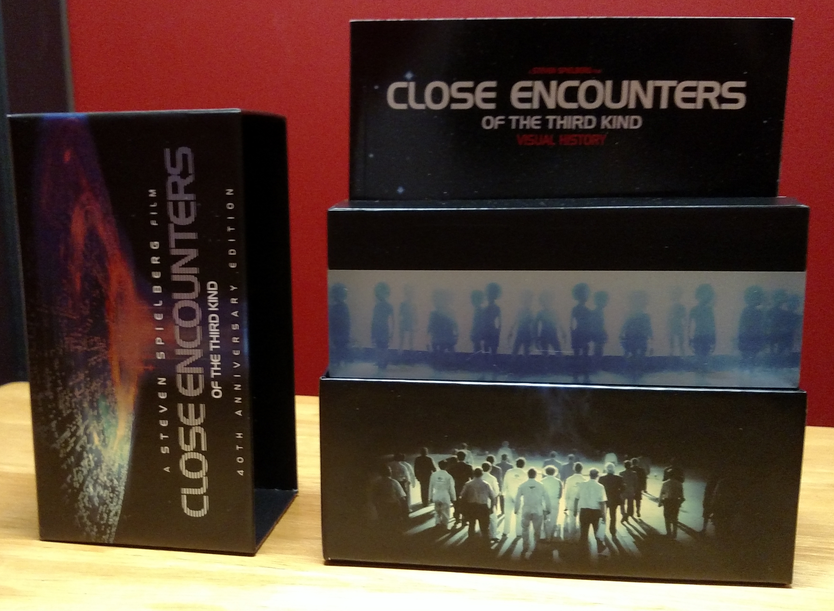 Close Encounters Gift Set - Top Off