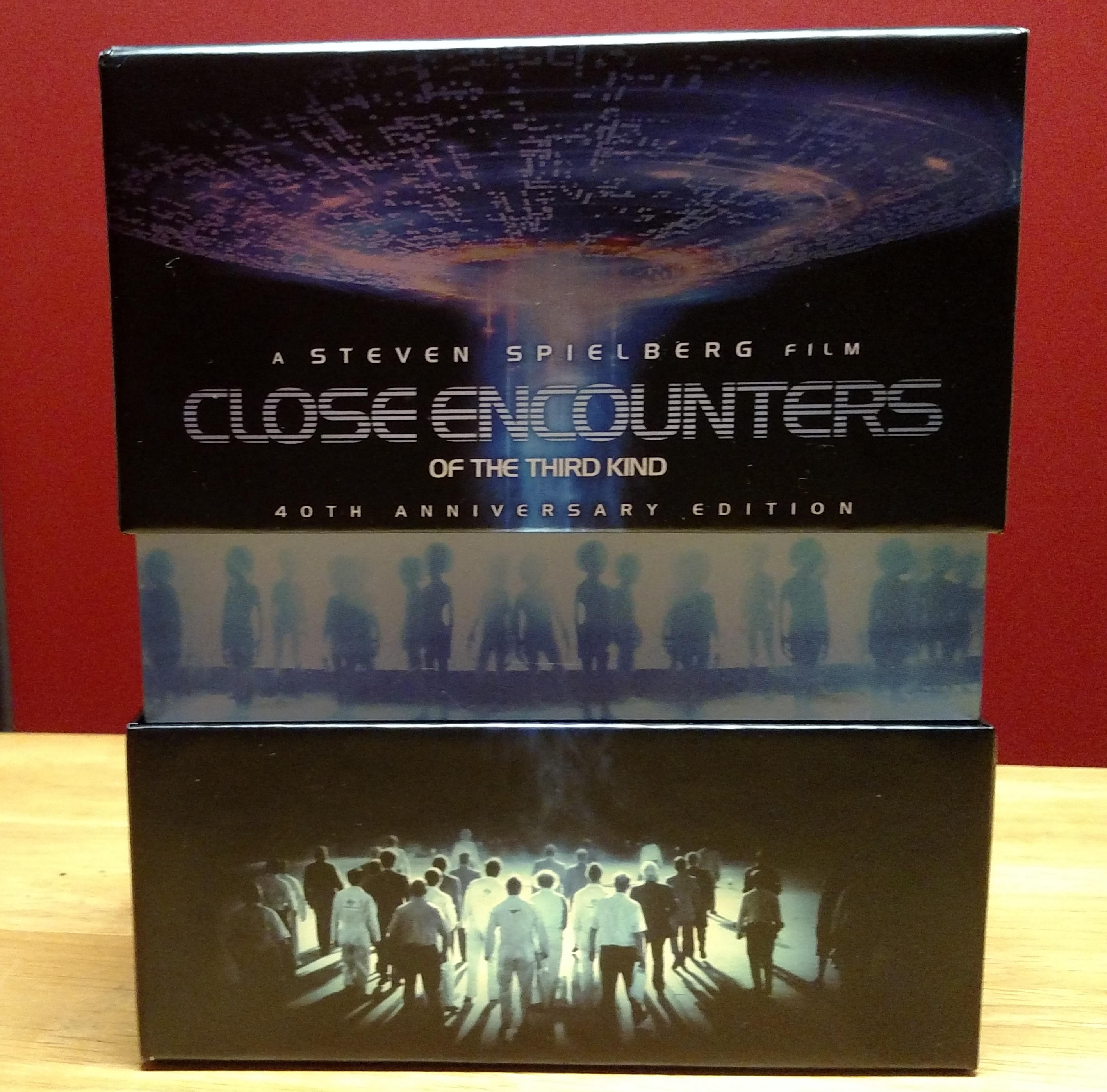 Close Encounters Ultra HD Gift Set