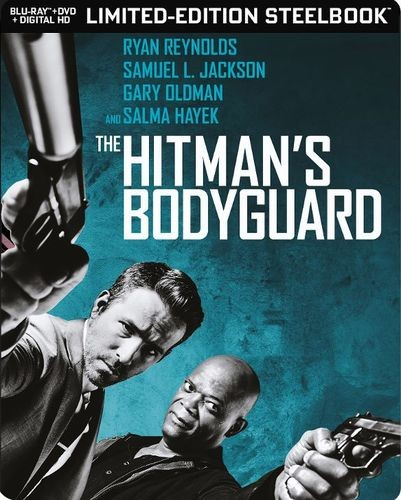 The Hitman's Bodyguard SteelBook