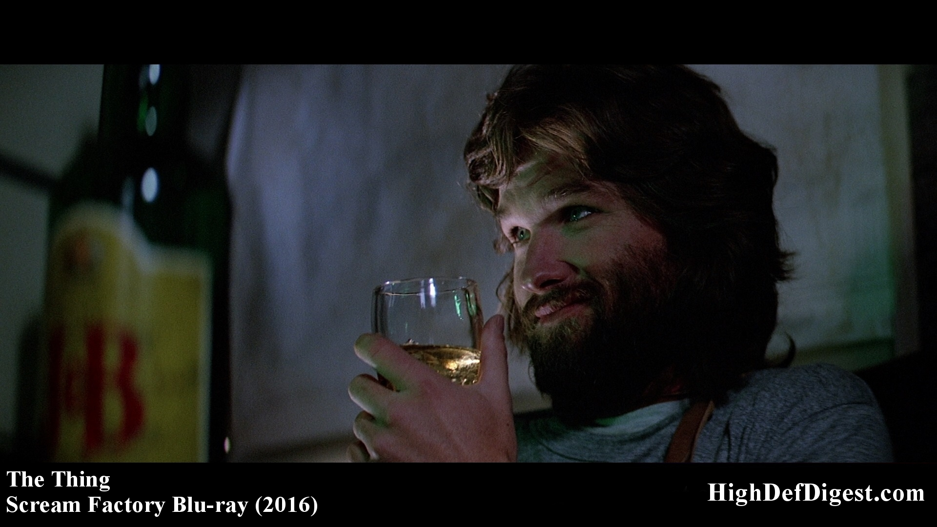 The Thing - Kurt Russell (Scream Factory Blu-ray)