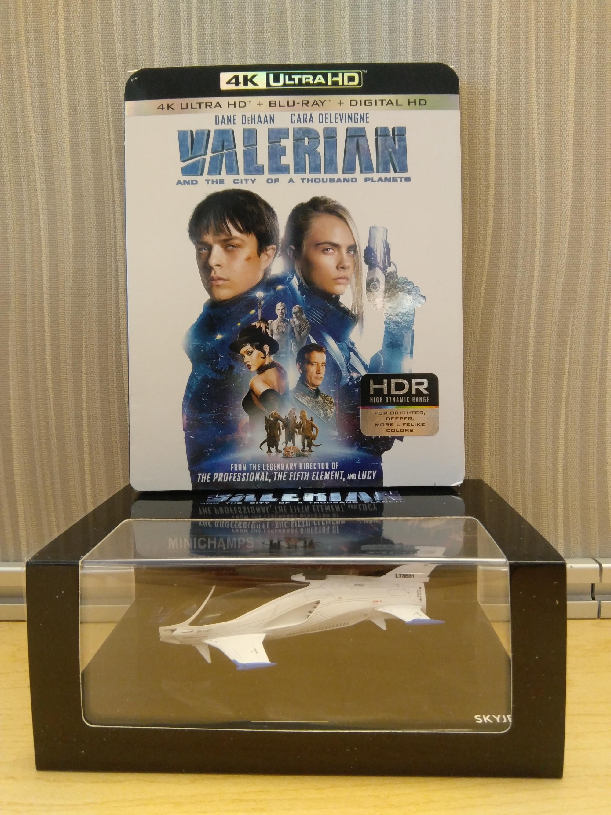 Valerian Gift Set