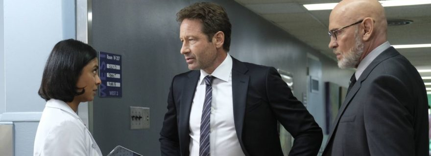 The X Files 11.01