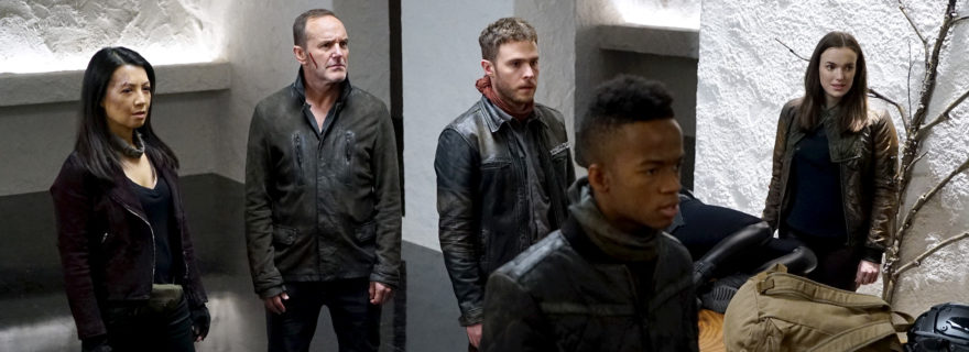 Agents of SHIELD 5.10