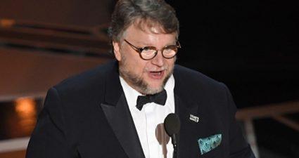 2018 Oscars Guillermo del Toro