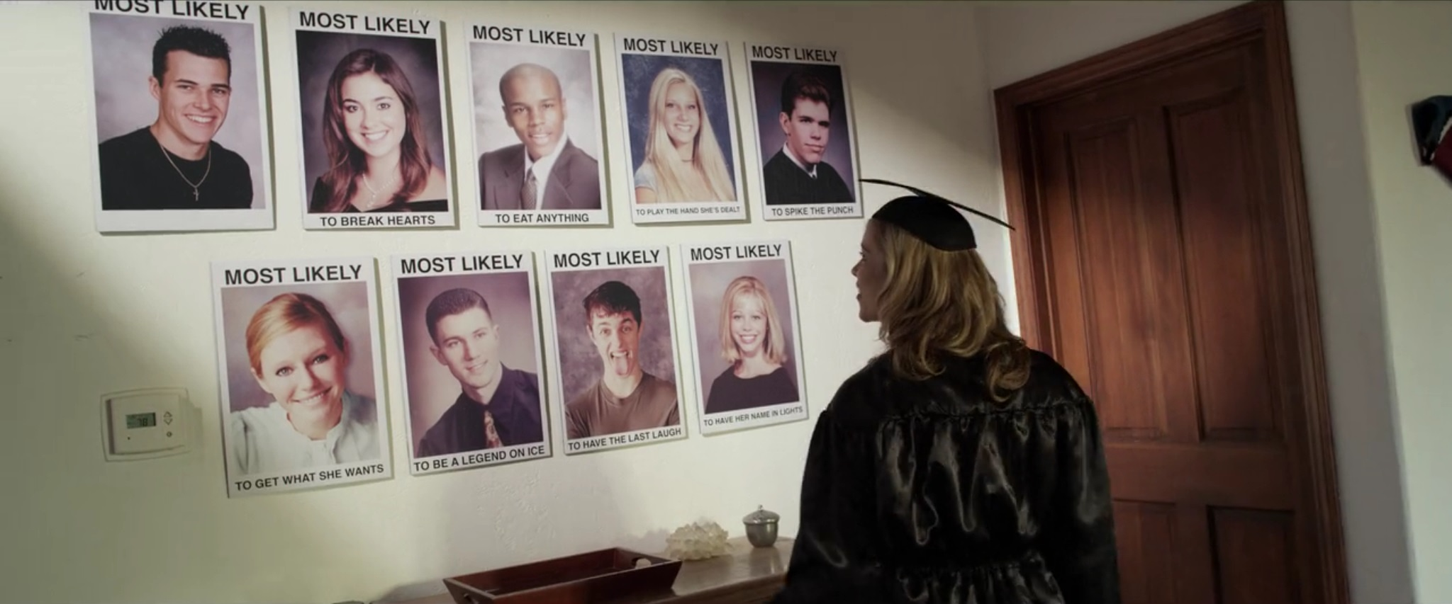 Most Likely to Die - Wall of Senior Superlatives