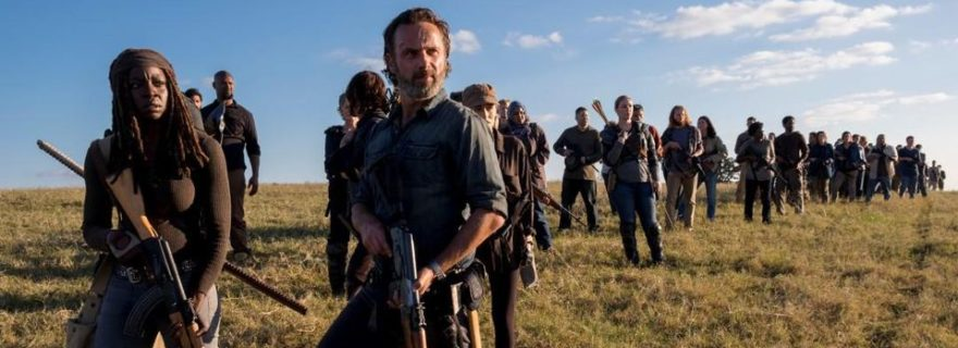 The Walking Dead 8.16