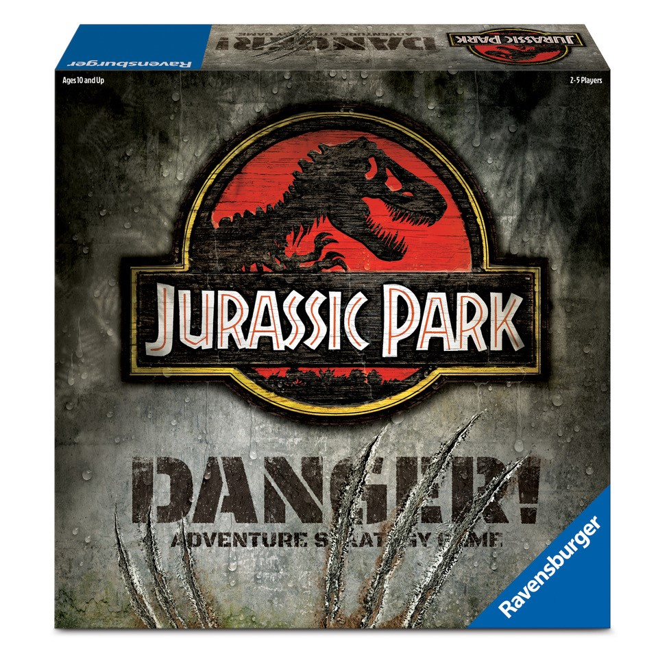 'Jurassic Park: Danger! Box