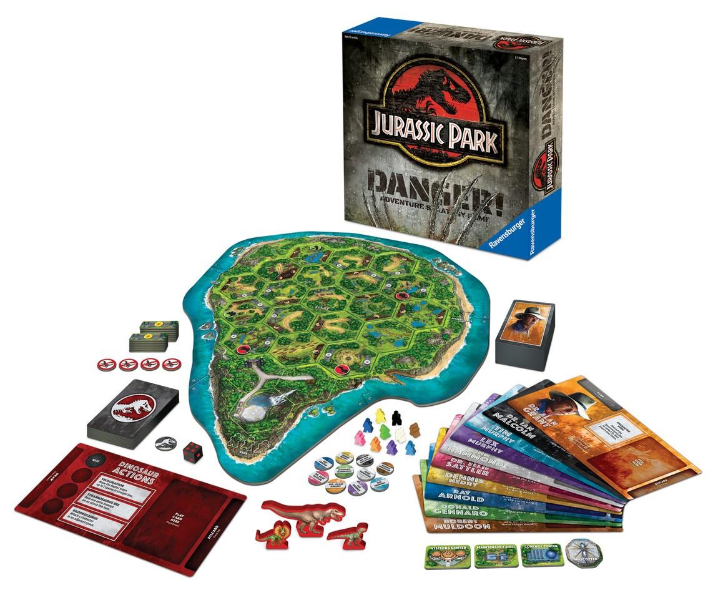 'Jurassic Park: Danger!