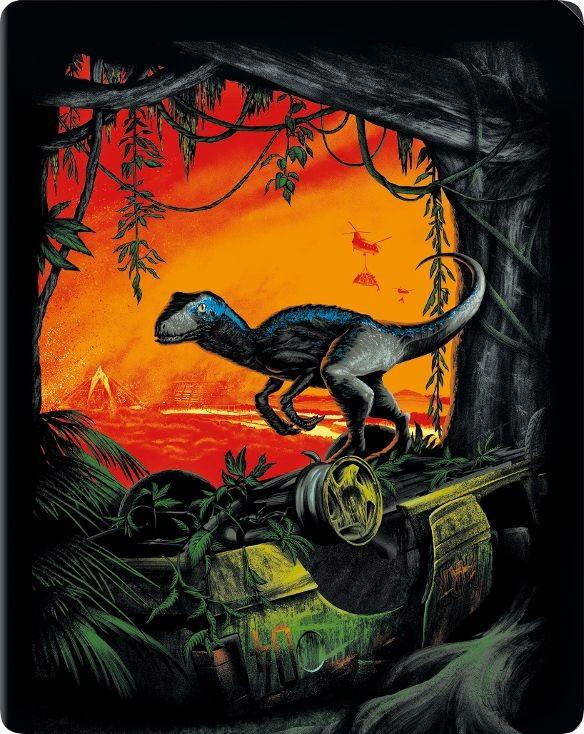 Jurassic World: 5-Movie Collection Blu-ray SteelBook