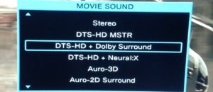 Dolby vs. DTS vs. Auro Upmixers