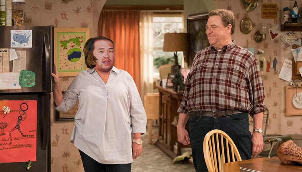 Jon Goselin on Roseanne