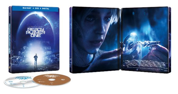 Ready Player One Blu-ray SteelBook