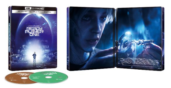 Ready Player One UHD SteelBook