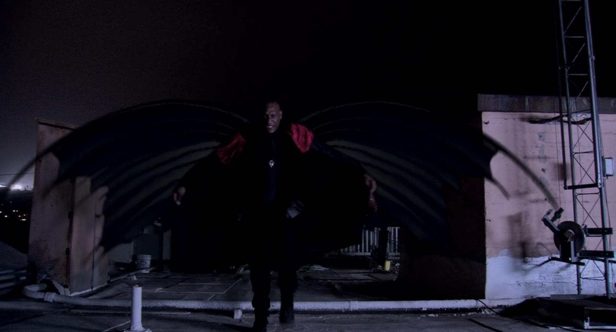 Dracula rising.