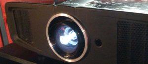 JVC DLA-HD100 / RS2