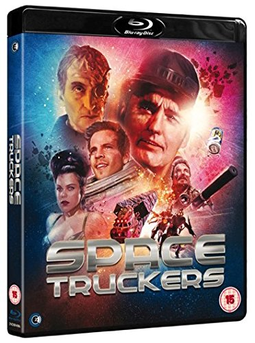 Space Truckers Blu-ray - Buy from Amazon UK