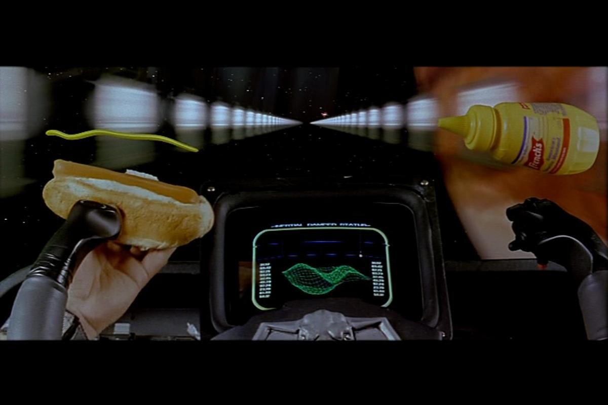 Space Truckers Hot Dog - IMDb Photo